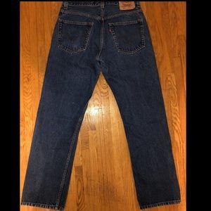 Vintage Levi's Bootcut Jean